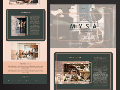 Website Design website web design vector app ui illustration design