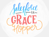 Grace Hopper + Salesforce UX
