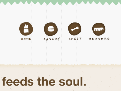 MOAR RECIPES illustration icon typography hand-drawn hand-lettered handwriting hand-written website texture