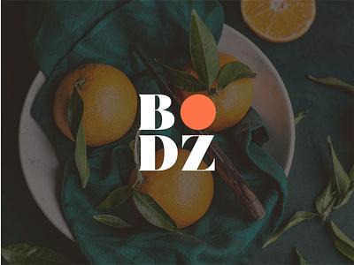 BODZ JUICES | Logo Design graphic typography organic brand minimal logodesigner graphicdesign design branding monogram graphicdesigner logotype dribbble behance logodesign juice fruit logo