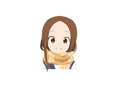 Takagi animation designs general design illustration illustrator anime animeart