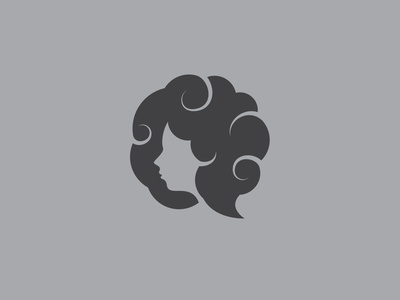 Curly bubble concept freeconcepts feminine negative space logo negative space feminine logo girllogo womanlogo curly speechbubble freevector easybrand freegraphics freecontent freelogodesign logodesign logodesigner mrbranding freelogo logo free