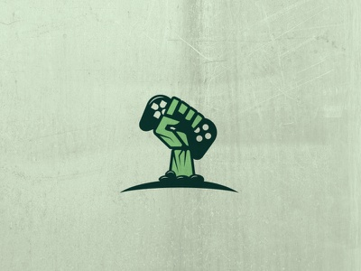 Gamers Rise Up Logo inspiration sticker design sticker undeadlogo gamerlogo gaminglogo undead rise zombie controller gaming illustration logodesigner design freelogodesign freelogo logo logodesign mrbranding