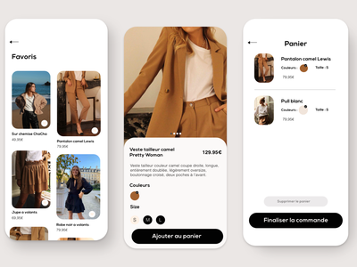 fashion apps design flat fashion design fashion app fashion branding uxdesign uiux ui design app apps