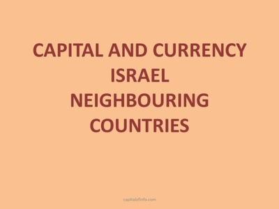 Capital of Israel - Capital and Currency, Holidays israel capital and currency public holidays israel language of israel capital and currency israel capital city of israel capital of israel