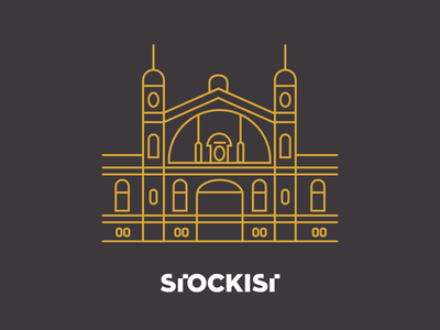 Stockist Pavilion Icon