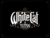 White Cat Tattoo