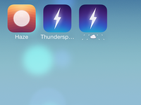 Thunderspace 2 on the Home Screen ~ Good or Evil?
