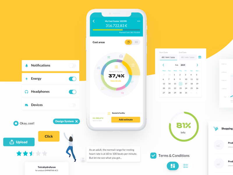A Design System for the Healthcare Industry