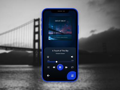 Daily UI 009 – Music Player iphone mobile ui ux 009 dailyui009 music player music ui design dailyuichallenge dailyui