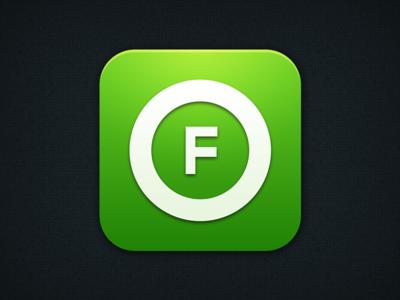OF iOS Icon
