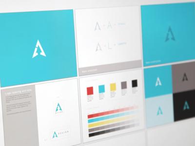 Al Design Brand Book/Guidelines