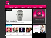 Play Tv Website shot 2 (Wip)
