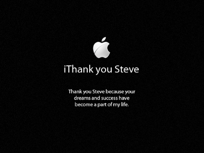 Ithank You Steve Jobs By Herson Rodriguez On Dribbble