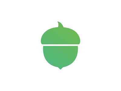 Joining Acorns acorns finance product design brand logo