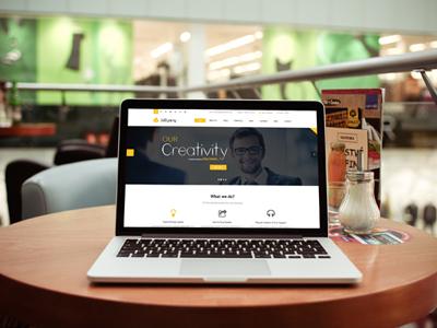 Jollyany - Corporate Multi Purpose Wordpress Theme wordpress theme website psd business wp theme creative portfolio responsive multipurpose freebie web agency