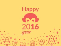 Happy 2016 Year