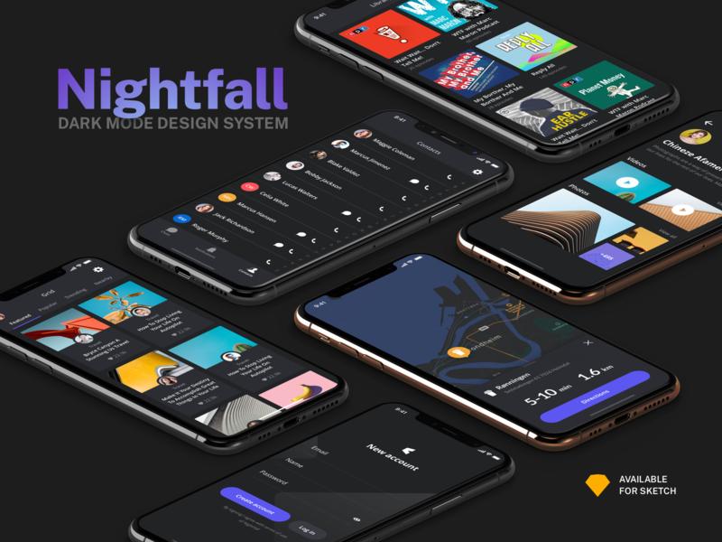 Nightfall DS