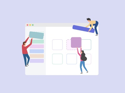Why Product Designers Bring More Value To A Project website web vector sketch simple page minimal illustration graphic design flat design character ux uidesign ui design ui