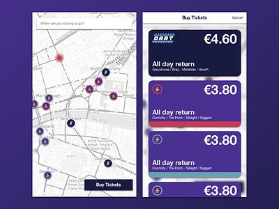 Dublin Public Transport App dublin transport public app