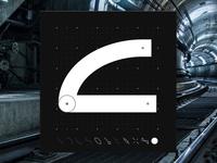 Letter C - CyberMunk Alphabet