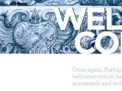 Research call triptych print flyer xviii century mosaic mosaic blue gotham archer
