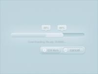 Simple Download Progress