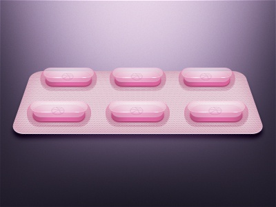 Dribbble pills