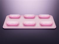 Dribbble Pill