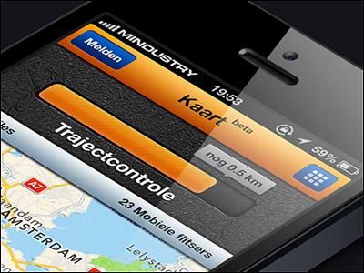 Flitsmeister (iOS) App Redesign flitsmeister ios app redesign