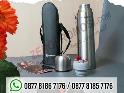 Jual Termos Air Panas Stainless Steel Shuma 750ml shuma vacuum stainless tumbler murah branding logo design custom souvenir