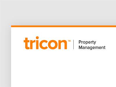 Tricon Logo marketing logo