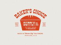 Baker's Choice Supply