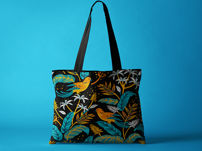 Tropical Bag