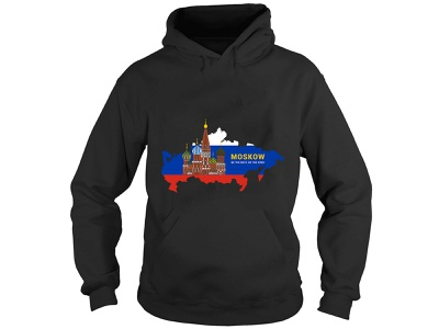 Moscow city landmark hoodie / tshirt design trending sweater summer russia moscow modern minimalist merchandise design merchandise landmark illustraion hoodies hoodie flag fashion design costume city apparel design apparel