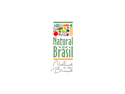 Natural do Brasil nutriment organic healthy nature food brazil natural