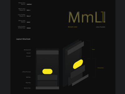 Design Language Update automation style dark system language design
