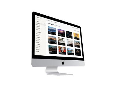 Video Sharing SAAS branding uiux website design