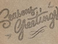 Seasons Greetings Letters