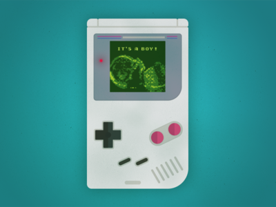 It's a (Game)Boy!