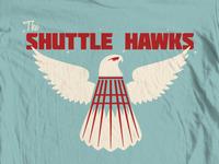 Shuttle Hawks Blue