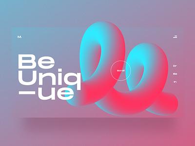 Exploration - Mosquitoes design clean minimal bold visual design digital typography m letter artistic playful colorful logo 3d ux ui design brand
