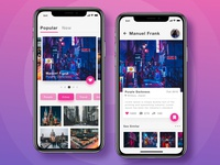 App Photos Ui