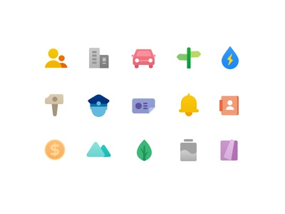 icons for dashu