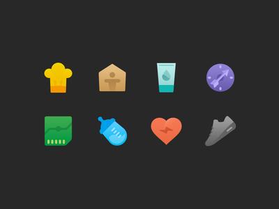 icons for qingdan 2.0