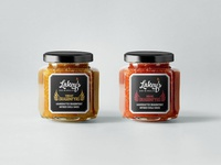 Lakey's Originals Branding & Package Design
