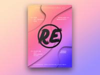 ReFresh Festival Poster