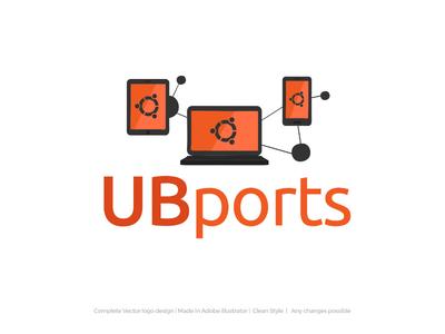 UBports Device Logo