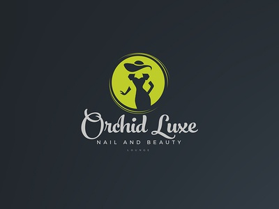 Orchid Luxe Logo