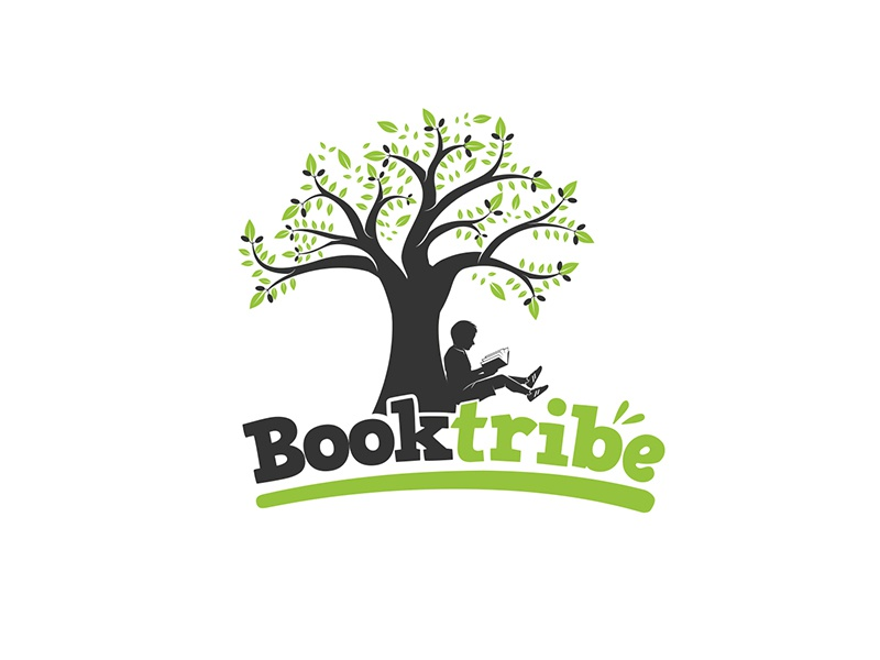Book Tribe Logo read tribe logo book